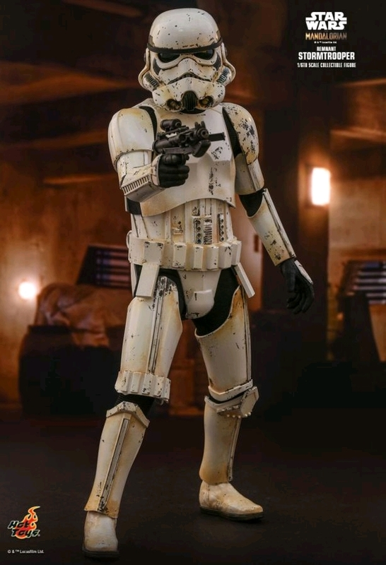 "Star Wars: The Mandalorian - Remnant Stormtrooper - 12"" Articulated Figure"