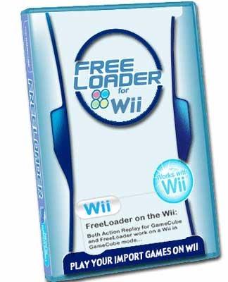 Datel Wii Freeloader for Wii