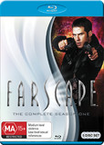 Farscape - The Complete First Season on Blu-ray