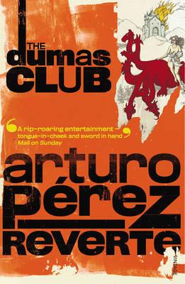 The Dumas Club by Arturo Perez-Reverte image