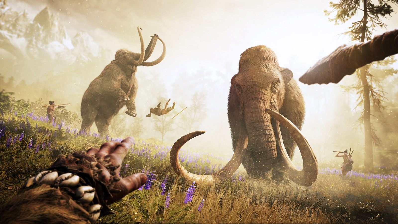 Far Cry Primal for PS4 image