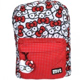 Loungefly Hello Kitty Nerd Polka Backpack