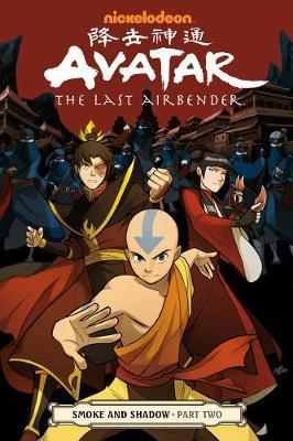 Avatar: The Last Airbender - Smoke And Shadow Part 2 by Gene Luen Yang image