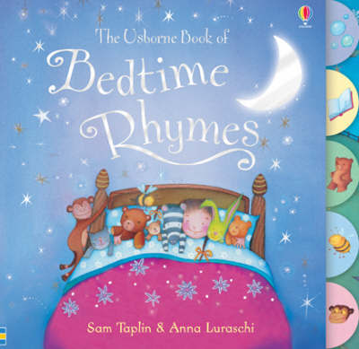 Bedtime Rhymes by Sam Taplin
