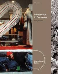 Introduction to Sociology by Henry L Tischler image