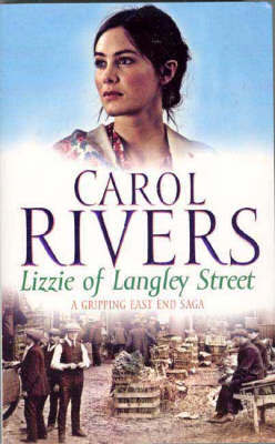 Lizzie of Langley Street by Carol Rivers image
