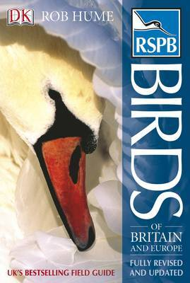 RSPB Birds of Britain and Europe by Rob Hume image
