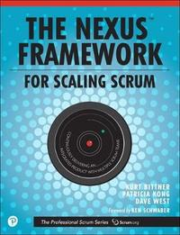 Scaling Scrum with Nexus(tm) by Kurt Bittner image