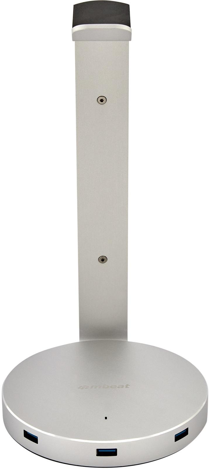 Zack Aluminum Headphone Stand + USB Hub image