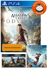 Assassin's Creed Odyssey for PS4