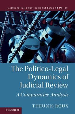 Comparative Constitutional Law and Policy by Theunis Roux image