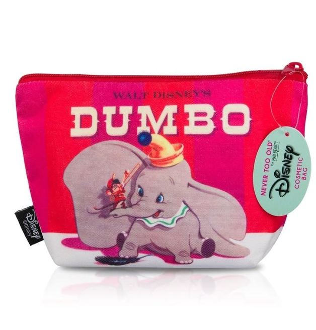 Mad Beauty: Disney Dumbo Cosmetic Bag