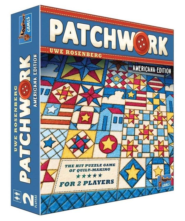 Patchwork: Americana - Board Game