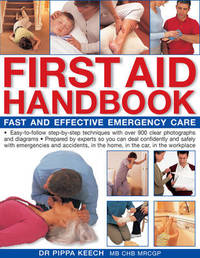 First Aid Handbook by Pippa Keech image