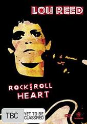 Lou Reed - Rock And Roll Heart on DVD