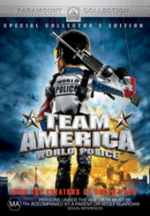Team America - World Police: Uncut - Special Collector's Edition on DVD