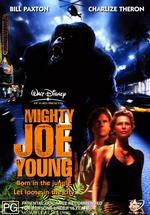 Mighty Joe Young on DVD
