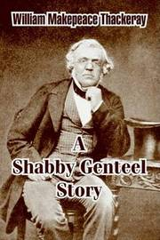 A Shabby Genteel Story by William Makepeace Thackeray image