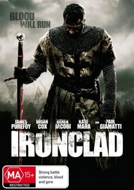 Ironclad on DVD