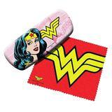 Wonder Woman Eyeglasses Case