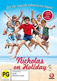 Nicholas On Holiday on DVD