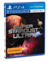 Super Stardust Ultra for PS4