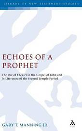 Echoes of a Prophet by Gary T. Manning image
