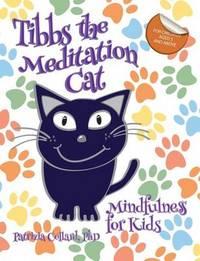Tibbs the Meditation Cat by Patrizia Collard