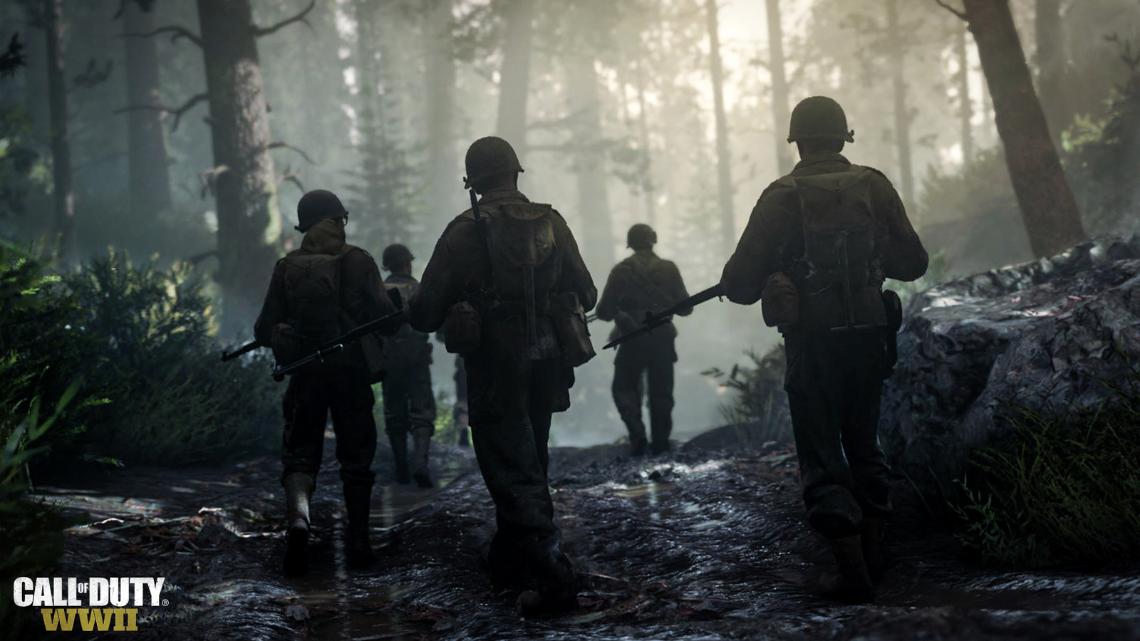 Call of Duty: WWII for PS4 image