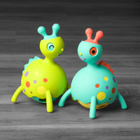 Fat Brain Toys: Rollobie - Baby Toy (Green) image
