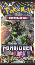 Pokemon TCG: Forbidden Light - Single Booster (10 Cards)