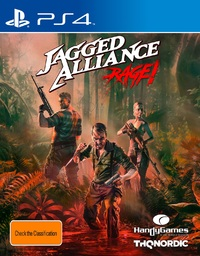 Jagged Alliance: Rage for PS4