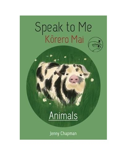 Speak To Me Animals by Chapman