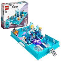 LEGO Disney: Elsa & the Nokk Storybook Adventures (43189)