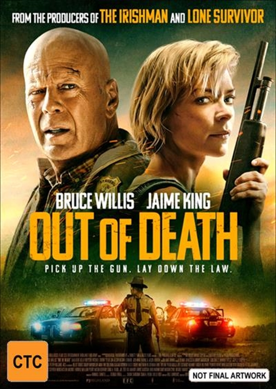 Out Of Death on DVD