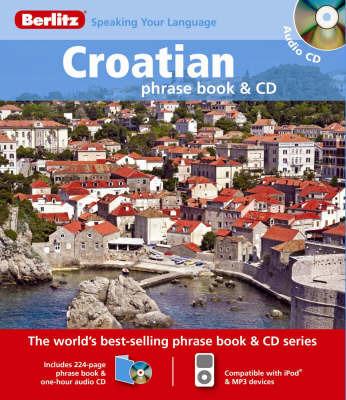 Croatian Phrase Book and CD image