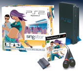 SingStar Console Pack for PlayStation 2