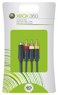 Xbox 360 S-Video AV Cable for Xbox 360