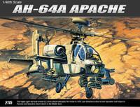 Academy AH-64 Apache 1/48 Model Kit