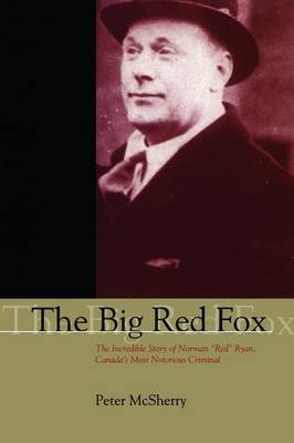 The Big Red Fox by Peter McSherry image