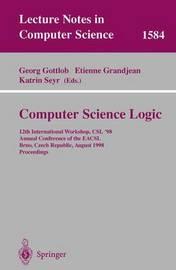 Computer Science Logic image