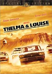 Thelma & Louise - Special Edition on DVD