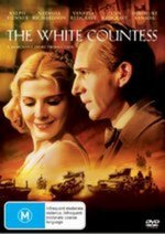 The White Countess on DVD