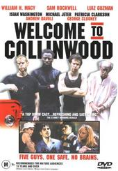 Welcome To Collinwood on DVD