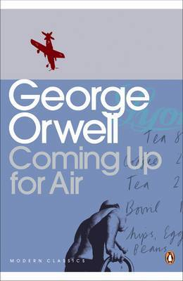 Coming Up for Air by George Orwell image