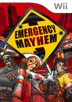 Emergency Mayhem for Nintendo Wii