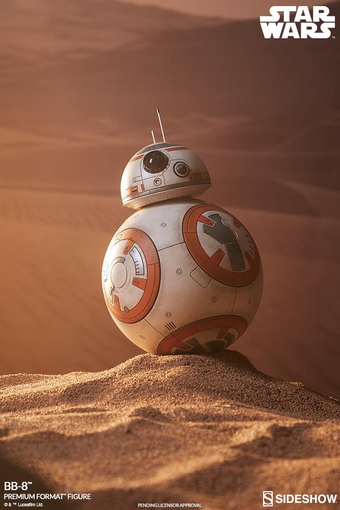 Star Wars: BB-8 - Premium Format Figure image