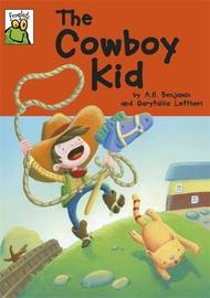 Froglets: The Cowboy Kid by A.H. Benjamin
