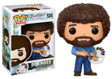 The Joy of Painting - Bob Ross Pop! Vinyl Figure
