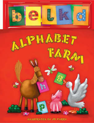 Alphabet Farm by Erin Ranson
